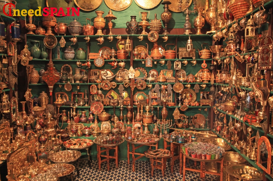 antique stores barcelona